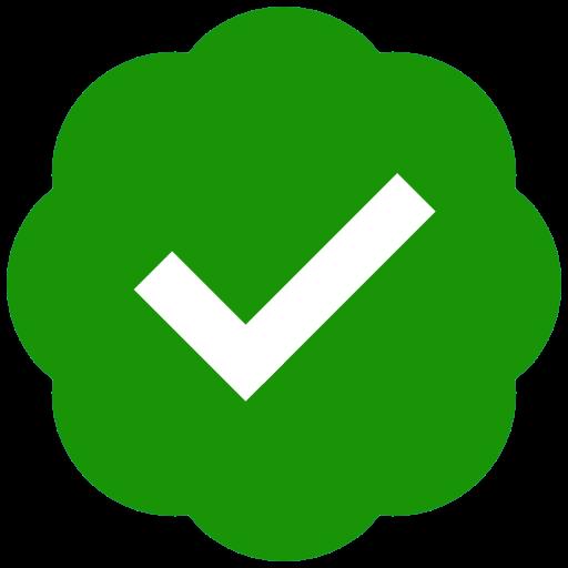 :verified_green: