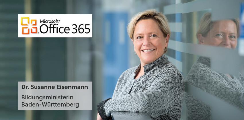 Dr. Susanne Eisenmann, Bildungsministerin Baden-Württemberg